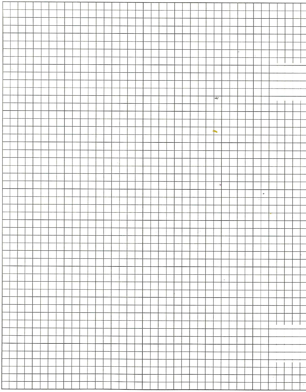10 square per inch graph paper Quotes